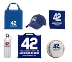 42 Exclusive merchandise