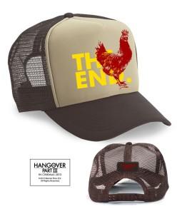 Foam-Mesh Trucker Hat