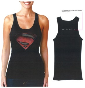 Ladies Shield Tank Top(1)