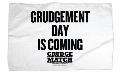 Grudge Match Corner Towel