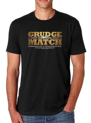 "Next Level Men's ""Grudgement Day"" Black T-Shirt"