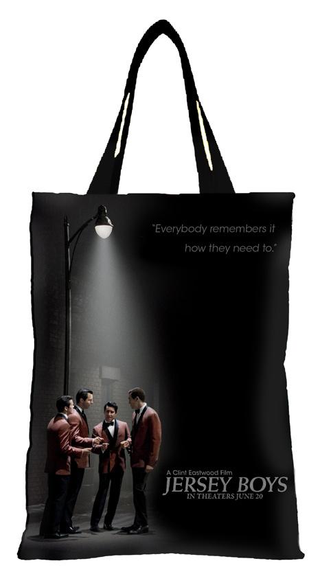 Magazine Tote Bag