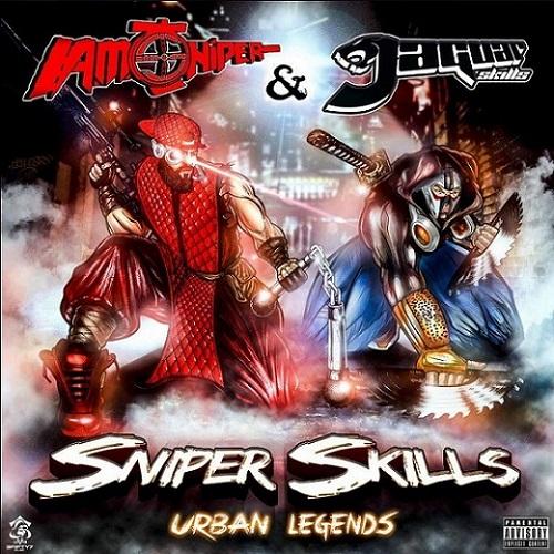 AM Sniper mixtape sniper skills